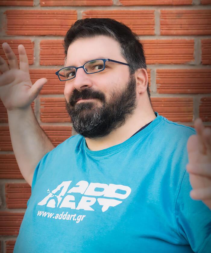 Dimitris Savvaidis, Senior Project Manager