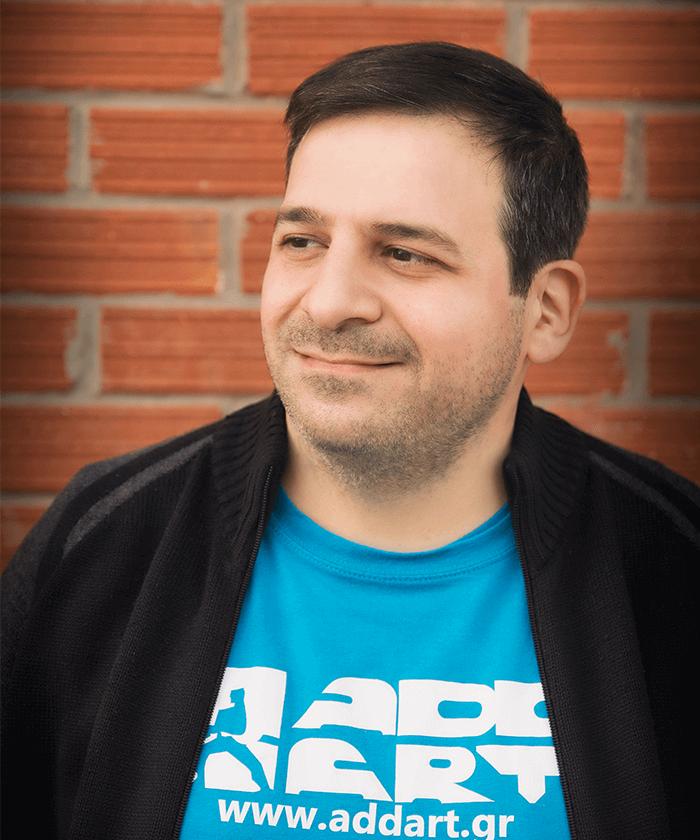 Stavros Savvaidis, CEO