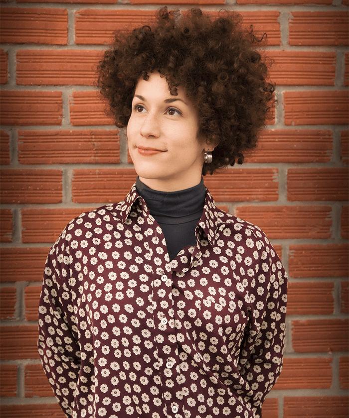 Aspasia Kazeli, Designer/Illustrator