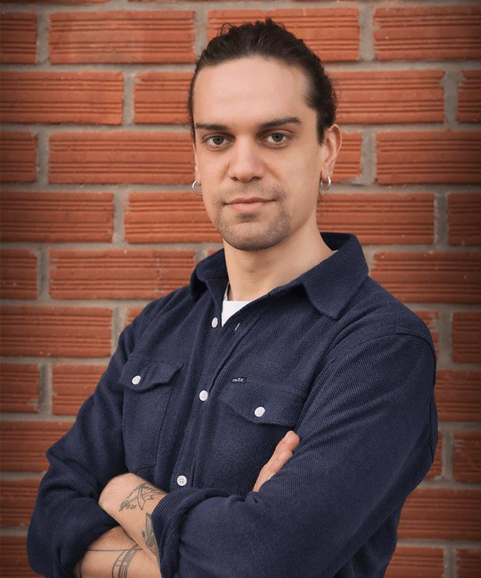 Dimitris Kazantzis, Project Manager